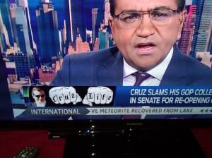 MSNBC host Martin Bashir