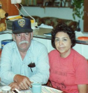 """""""The Coaches"""" circa mid-1980s (García Family photo)"""