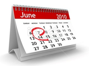 stock-photo-10274898-june-2010-calendar-series