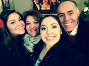 García Family - Christmas 2014